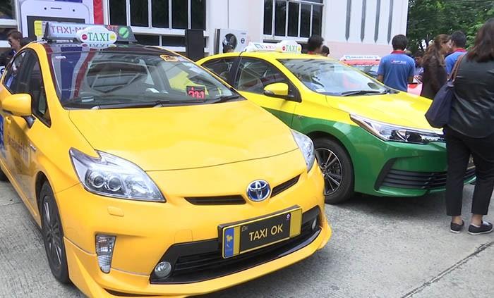 แท็กซี่ Ok ทางเลือกในการเดินทางของคนยุคใหม่ ไฉไลกว่าเดิม
